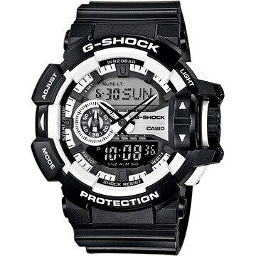 CASIO G-SHOCK GA 400-1A (4971850077572)
