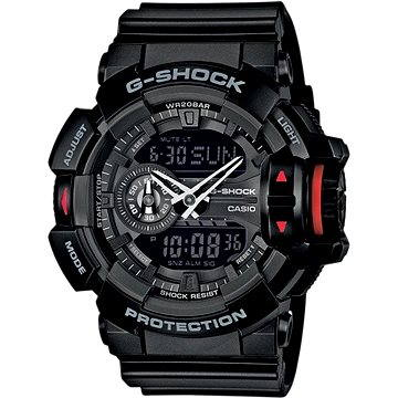 CASIO G-SHOCK GA 400-1B (4971850084778)