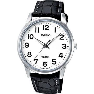 Pánské hodinky CASIO MTP 1303L-7B (4971850070450) + ZDARMA Elektronický časopis Exkluziv - aktuální vydání od ALZY Elektronický časopis Interview - aktuální vydání od ALZY