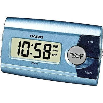Budík Casio PQ 31-2 (4971850771517)