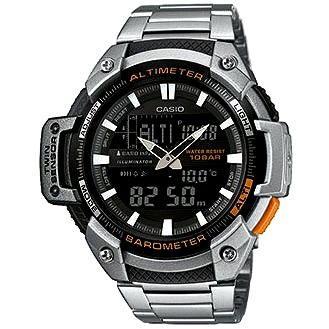Pánské hodinky CASIO SGW-450HD-1B (4971850036470) + ZDARMA Elektronický časopis Exkluziv - aktuální vydání od ALZY Elektronický časopis Interview - aktuální vydání od ALZY