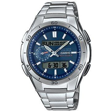Pánské hodinky Casio WVA M650D-2A (4971850027355) + ZDARMA Elektronický časopis Exkluziv - aktuální vydání od ALZY Elektronický časopis Interview - aktuální vydání od ALZY