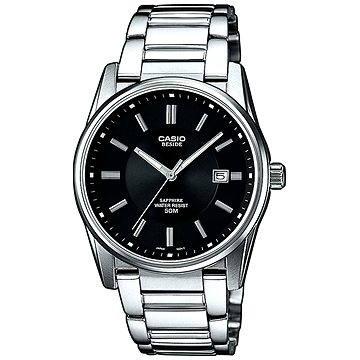 Pánské hodinky CASIO BEM 111D-1A (4971850872627)