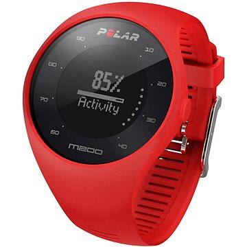 Sporttester Polar M200 Red (725882034355)