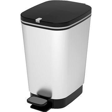 Odpadkový koš KIS Koš na odpad Chic Bin S - Steel 10l (080717STEEL)