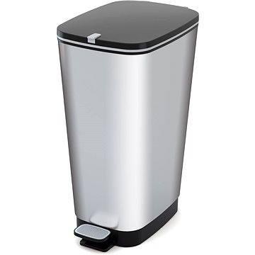 Odpadkový koš KIS Koš na odpad Chic Bin L - Steel 50l (080719STEEL)