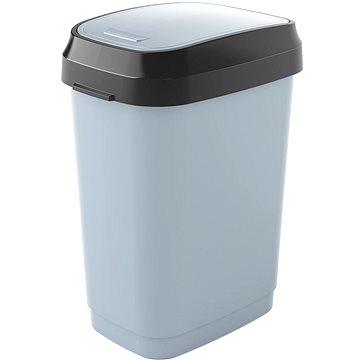 Odpadkový koš KIS Koš na odpad Dual Swing Bin M - šedý 25l (80760000307)