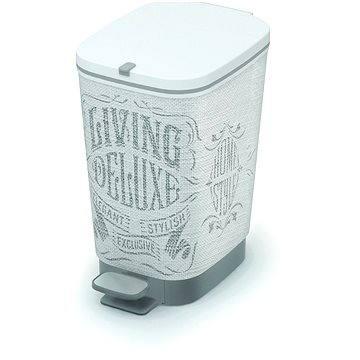 Odpadkový koš KIS Koš na odpad Chic Bin S - Laundry Bag 10l (080717WHGLLB)