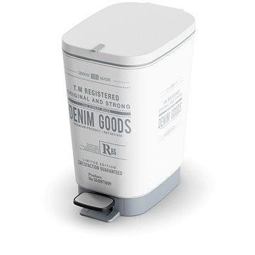 Odpadkový koš KIS Koš na odpad Chic Bin S Denim goods 10l (80717001988)