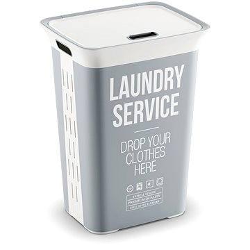 Koš na prádlo KIS Koš na prádlo Chic Hamper Home service 60l (67100002001)