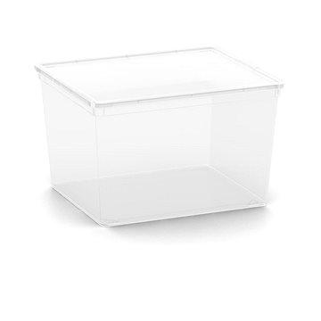 KIS C Box CUBE 27l - transparentní (008400WHTR)