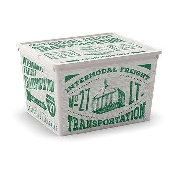 KIS C-Box Wood Cube 27l (84191002081)