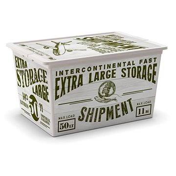 KIS C-Box Wood XL 50l na kolečkách (84180002083)