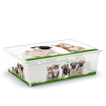 KIS C-Box Puppy & Kitten L 27l na kolečkách (84160002056)