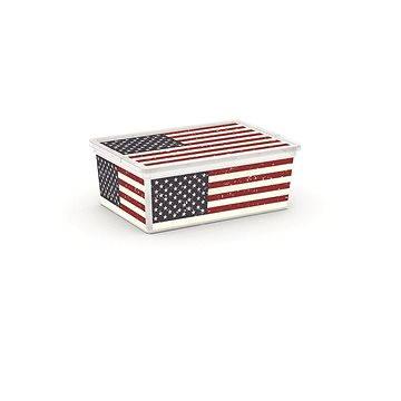 KIS C Box Style American Flag S 11l (84080002136)