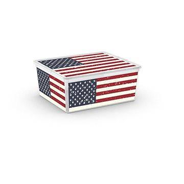 KIS C Box Style American Flag M 18l (84090002182)