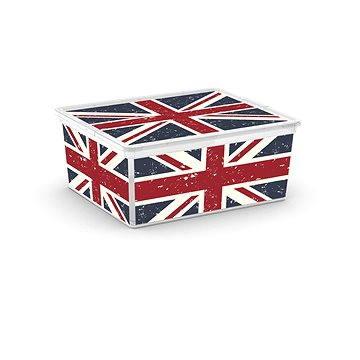 KIS C Box Style Union Jack M 18l (84090002196)