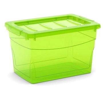 KIS Omnibox S zelený 16l (008609LGTS)