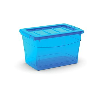 KIS Omnibox S modrý 16l (008609TSTS)