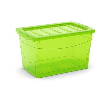 KIS Omnibox M zelený 30l (008610LGTS)