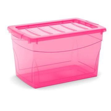 KIS Omnibox M růžový 30l (86100000656)