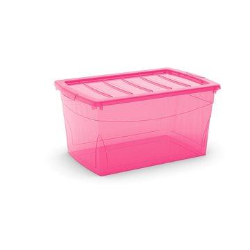 KIS Omnibox L růžový 50l (86110000656)
