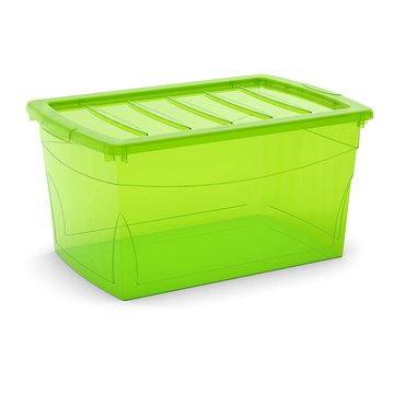 KIS Omnibox L zelený 50l (008611LGTS)
