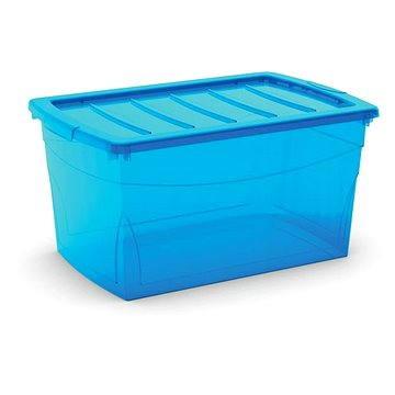 KIS Omnibox L modrý 50l (008611TSTS)