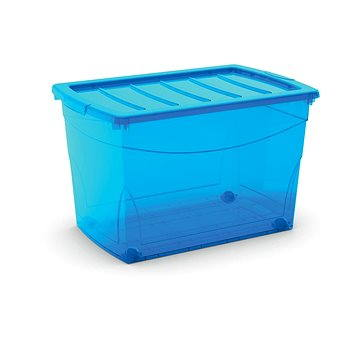 KIS Omnibox XL modrý 60l na kolečkách (008612TSTS)
