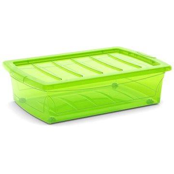 KIS Spinning Box M zelený 30l na kolečkách (86310000118)