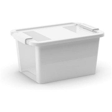KIS Bi Box S - bílý 11l (008452WHWHTR)