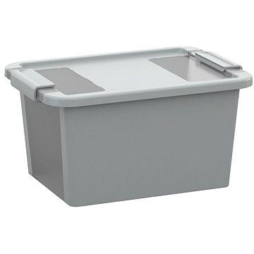 KIS Bi Box S - šedý 11l (008452GPWHTR)