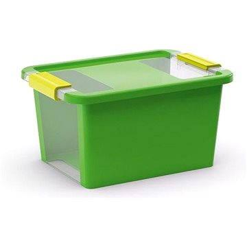 KIS Bi Box S - zelený 11l (008452LGN)