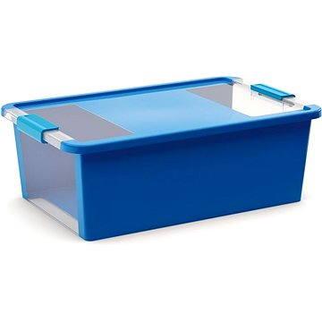 KIS Bi box M - modrý 26l (008453LBNCL)