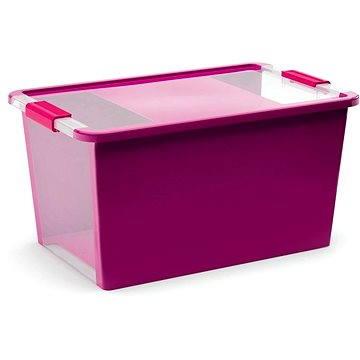 KIS Bi box L - fialový 40l (008454LVN)