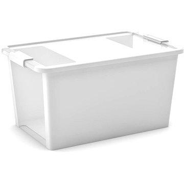 KIS Bi Box L - bílý 40l (008454WHWHTR)