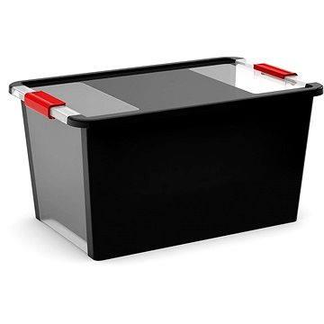 KIS Bi Box L - černý 40l (008454BKRH)