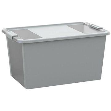 KIS Bi Box L - šedý 40l (008454GPWHTR)