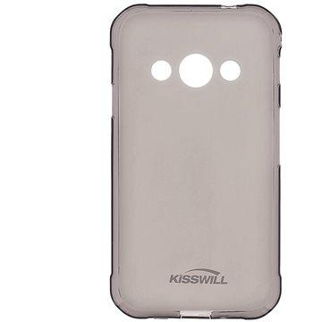 Kisswill TPU Pouzdro pro Lenovo A6 Note Black (8596311097737)