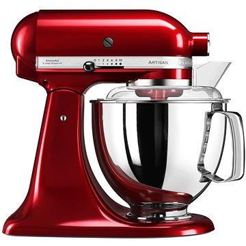 KitchenAid Robot Artisan 125, královská červená (5KSM125EER)