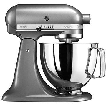 KitchenAid Robot Artisan 125, stříbrná (5KSM125ECU)