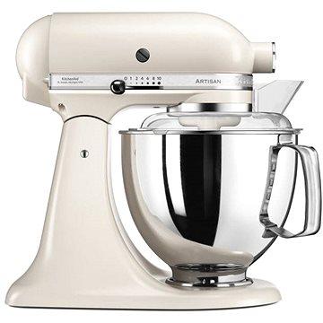 KitchenAid Robot Artisan 175, bílá káva (5KSM175PSELT)