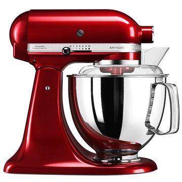 KitchenAid Robot Artisan 175, červená metalíza (5KSM175PSECA)