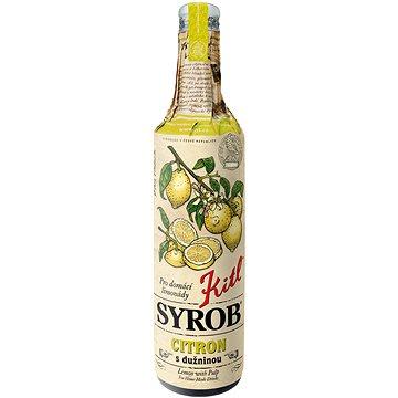 Kitl Syrob Citron s dužninou 500 ml (8595251001699)