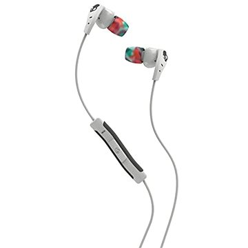 Skullcandy Method In-Ear W/MIC 1 SWIRL/COOLGRY/CHARCOAL (S2CDHY-520)