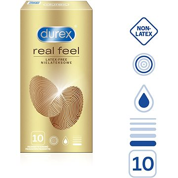DUREX Real Feel 10 ks