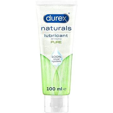 Lubrikační gel DUREX Naturals 100 ml (5997321771656)