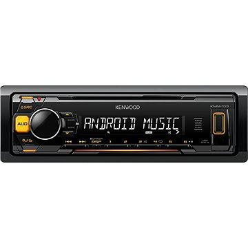 KENWOOD KMM-103AY + ZDARMA Audiokniha MP3 Mix mluveného slova