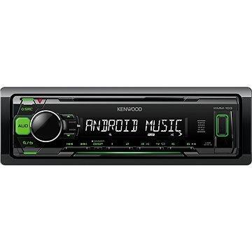 KENWOOD KMM-103GY + ZDARMA Audiokniha MP3 Mix mluveného slova