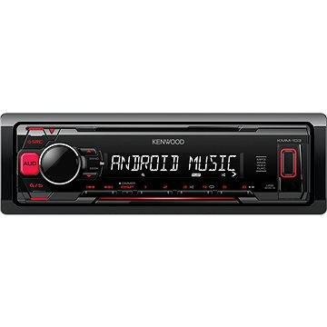 KENWOOD KMM-103RY + ZDARMA Audiokniha MP3 Mix mluveného slova